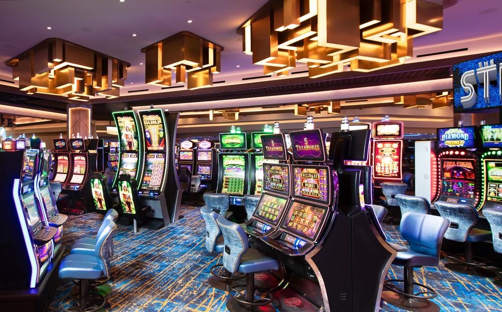 Gambling Is Bound To Make An Influence In Your Enterprise